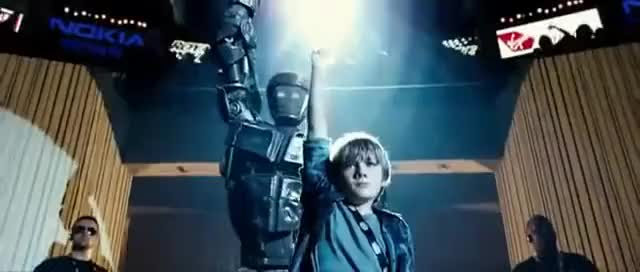 Watch and share Dancing Robot GIFs and Real Steel GIFs on Gfycat
