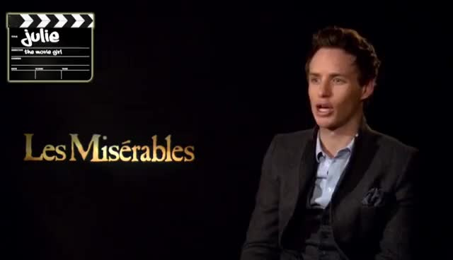 Watch and share Eddie Redmayne GIFs and Les Miserables GIFs on Gfycat