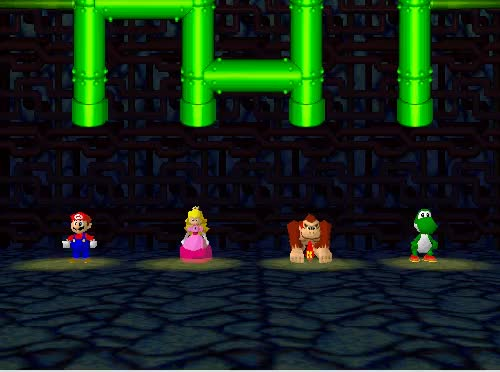 Watch and share Just Some Mario Party Nostalgia GIFs on Gfycat