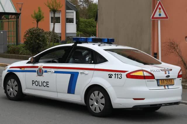 Watch and share Polizeiwagen Aus Luxemburg GIFs on Gfycat