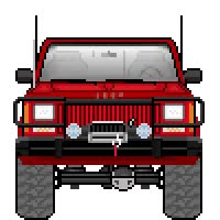 Watch and share Wj Jeep Grand Cherokee Incline Winch Bumper Photo: Jeep Cherokee 89eliminatormuds.gif animated stickers on Gfycat