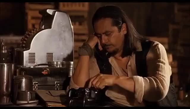 Watch Desperado - Quentin Tarantino - Joke [HD] GIF on Gfycat. Discover more related GIFs on Gfycat