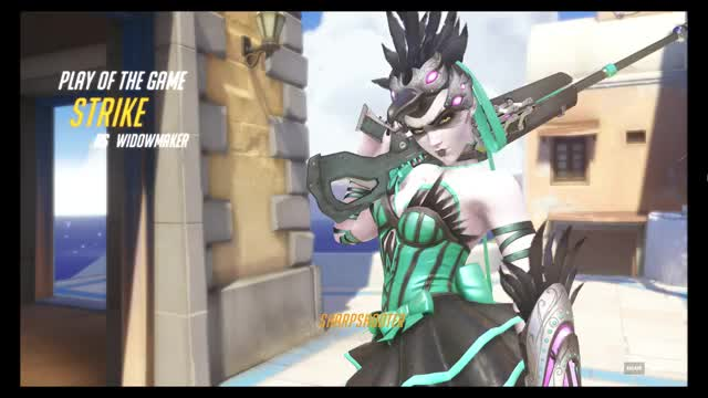Watch and share Overwatch GIFs by strajk on Gfycat