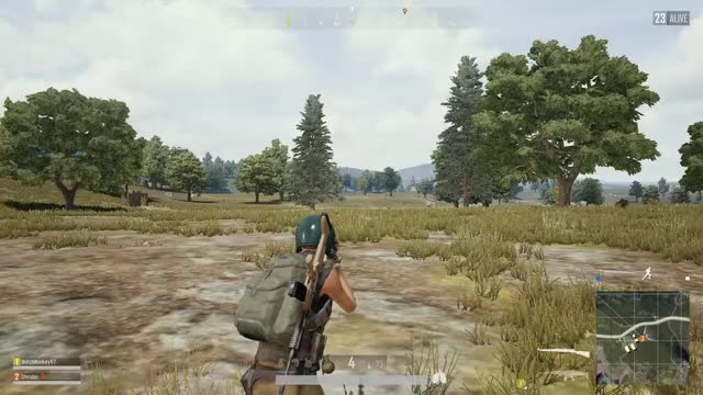 Watch and share PLAYERUNKNOWN'S BATTLEGROUNDS GIFs by lumia800 on Gfycat