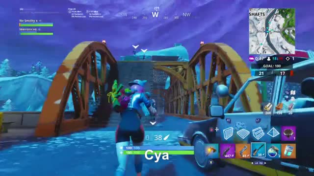 Watch Cya GIF by Xbox DVR (@xboxdvr) on Gfycat. Discover more FortniteBattleRoyale, Nv Smithy x, xbox, xbox dvr, xbox one GIFs on Gfycat