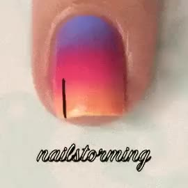 Watch and share Sunset Gradient GIFs and Gradient Nails GIFs on Gfycat