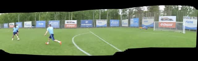 Watch and share Hulk Kick Knocks Goalie Through The Net GIFs by kyoshi on Gfycat