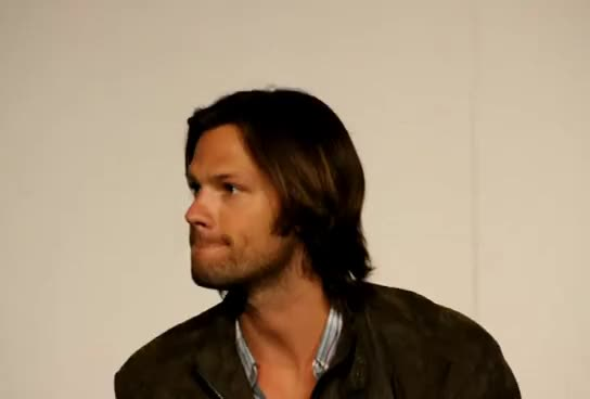 Watch Are you offering GIF on Gfycat. Discover more Jared Padalecki are u offering? GIFs on Gfycat