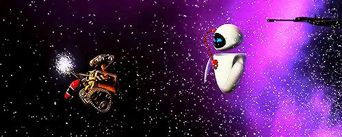 Watch TRIPLEDENT GUM GIF on Gfycat. Discover more eve, i think my favourite animated couple might be a pair of robots, my gifs, pixar, pixaredit, the way eve looks at him in the second gif omg., walle, walle* GIFs on Gfycat