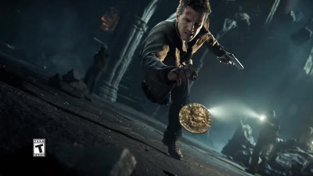 Uncharted 4 A Thiefs End - Man Behind the Treasure TV Spot
