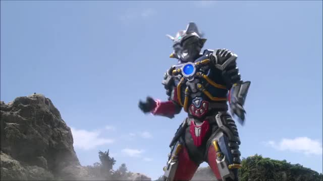 Watch and share Kamen Rider Saber GIFs and Ultraman Belial GIFs by Milan Ferenc on Gfycat