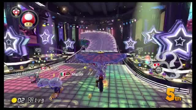 Watch and share Mario Kart - First Place We Come, First Place We Go GIFs by The Legend on Gfycat
