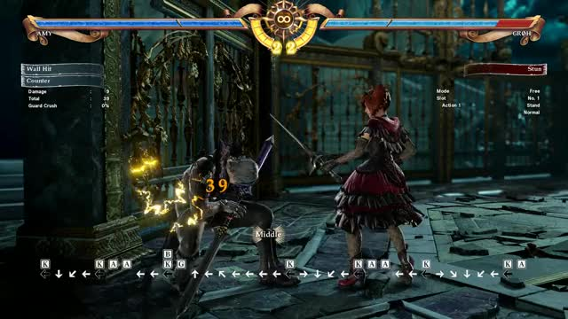 Watch and share Soul Calibur VI 2019.03.26 - 01.49.33.03.DVR.mp4-00.03.13.669-00.03.21.149 GIFs on Gfycat