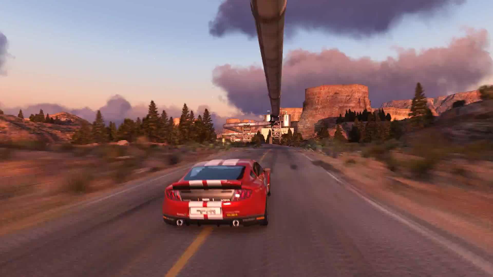 gamephysics, trackmania, TM2 Canyon - Unintentional Stunt 1 GIFs