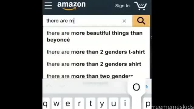 Watch and share There Are More Than 2 Gender T Shirt GIFs on Gfycat