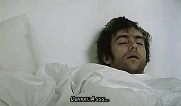 Watch and share Damon Albarn Gif GIFs and No Distance Left GIFs on Gfycat