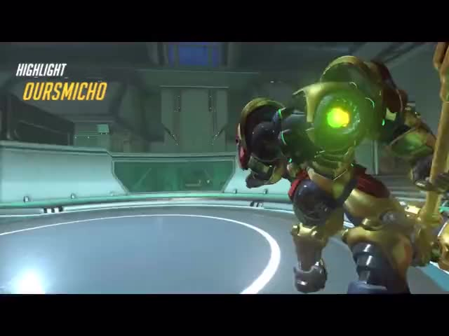 Watch and share Highlight GIFs and Overwatch GIFs by oursmicho on Gfycat