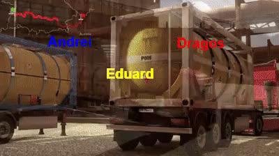Euro Truck Simulator 2 Promo Trailer GIFs