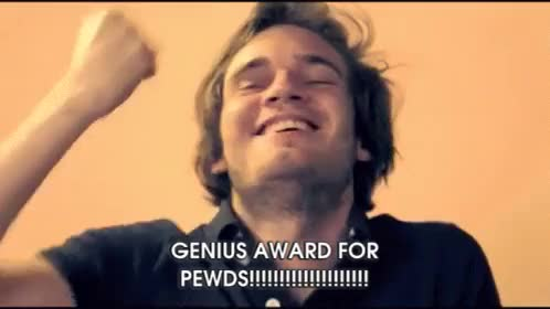 Watch and share Pewdiepie GIFs on Gfycat