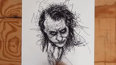 Watch Animated GIFs GIF on Gfycat. Discover more drawing, gif, the joker GIFs on Gfycat