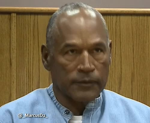 Watch and share O.J. Simpson Reaction At Parole Hearing GIFs by MarcusD on Gfycat