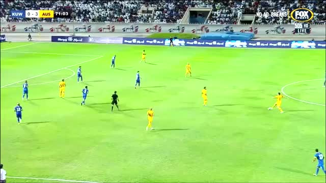 Watch and share Aaron Mooy Vs Kuwait WCQ 2019 GIFs by shababhossain13 on Gfycat
