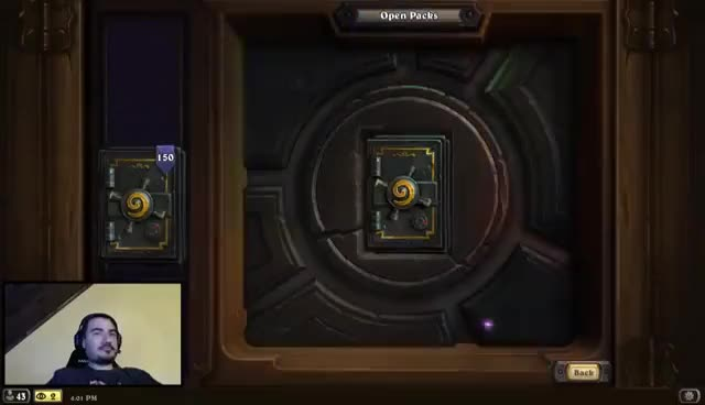 Watch [Hearthstone] The Great Gadgetzan Pack Opening GIF on Gfycat. Discover more related GIFs on Gfycat
