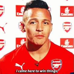 Watch and share Alexis Sanchez GIFs on Gfycat