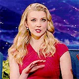 Watch girl almighty GIF on Gfycat. Discover more 1k, I don't think so, Natalie Dormer, dear lord, is she real?, moon of my life, my aesthetic is natalie touching her hair, my stuff, nd° GIFs on Gfycat