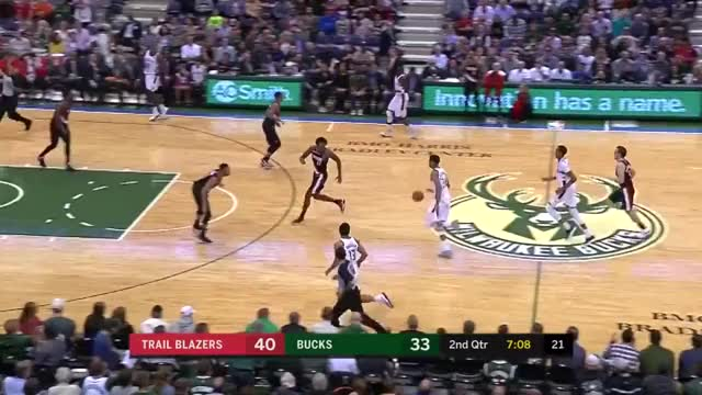 Watch and share Milwaukee Bucks GIFs and Nba GIFs by bladner on Gfycat