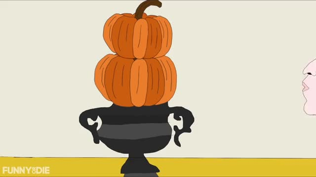 Watch and share Funny Or Die GIFs and Pumpkin GIFs by Funny Or Die on Gfycat