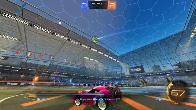 Watch and share RocketLeague 14-3-2019 18-46-57 GIFs by shinxisrl on Gfycat