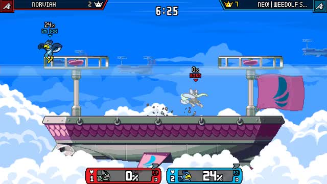 Watch and share Dair Downsmash GIFs by Chairwood on Gfycat