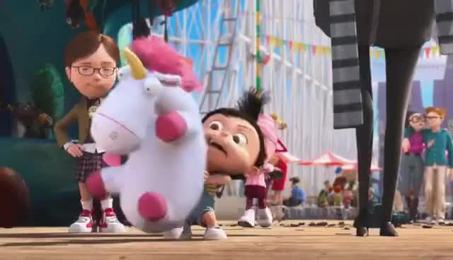 Watch and share Despicable Me GIFs and So Fluffy GIFs on Gfycat