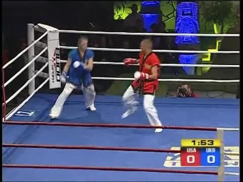 pro-taekwondo, taekwondo, world, Pro-Taekwondo - World Final One - 2008 - Daniels vs Pasechnyk GIFs