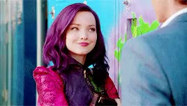 Watch and share Disney Descendants GIFs and Dove Cameron GIFs on Gfycat