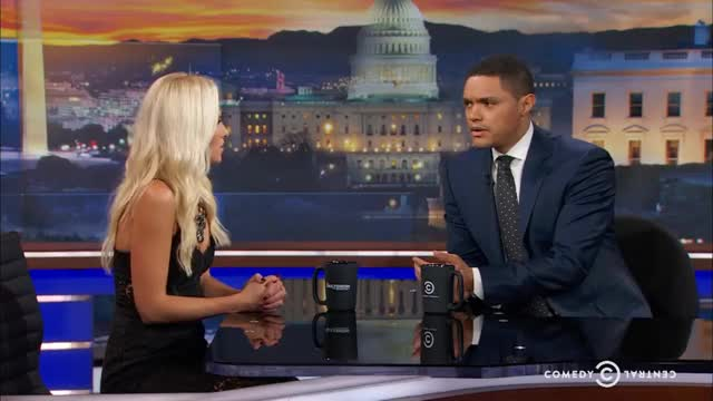 Watch and share Trevor Noah GIFs and Comedians GIFs on Gfycat
