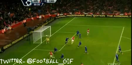 Watch Bendtner goal vs Cardiff (reddit) GIF on Gfycat. Discover more related GIFs on Gfycat