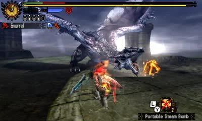 monsterhunter, [ass clenching intensifies] GIFs