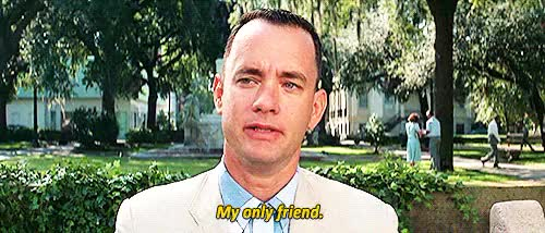 Watch and share Ed My Film Tom Hanks Forrest Forrest Gump GIFs on Gfycat