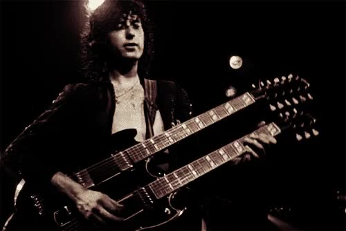 Watch and share Jimmy Page GIFs on Gfycat