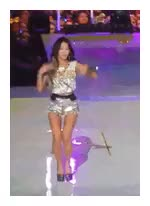 Watch Hyorin | KCON LA GIF on Gfycat. Discover more 2015, gifs, hyorin, kcon, kim hyojung, la, sistar GIFs on Gfycat