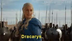 Watch and share Daenerys Stormborn GIFs and Daenerys Dragons GIFs on Gfycat