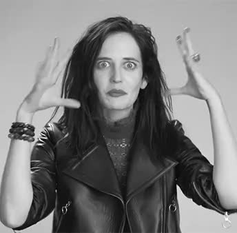 Watch and share Eva Green GIFs and Creepy GIFs on Gfycat