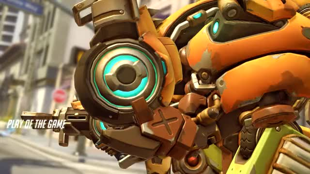 Watch and share Overwatch GIFs and Team Kill GIFs by bird_personz on Gfycat