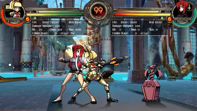 Watch and share Robofortune GIFs and Skullgirls GIFs by Jake Rivera on Gfycat