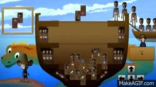 Watch and share PLAYING HISTORY 2: SLAVE TRADE  Slave Tetris! GIFs on Gfycat