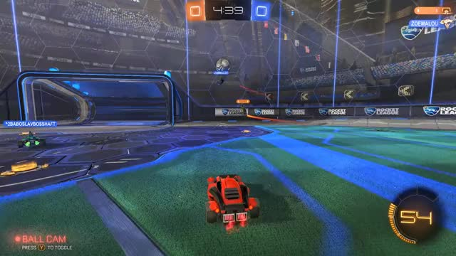 Watch and share Rocket League GIFs and 60fpsgfy GIFs by Nintendocore | Jake on Gfycat