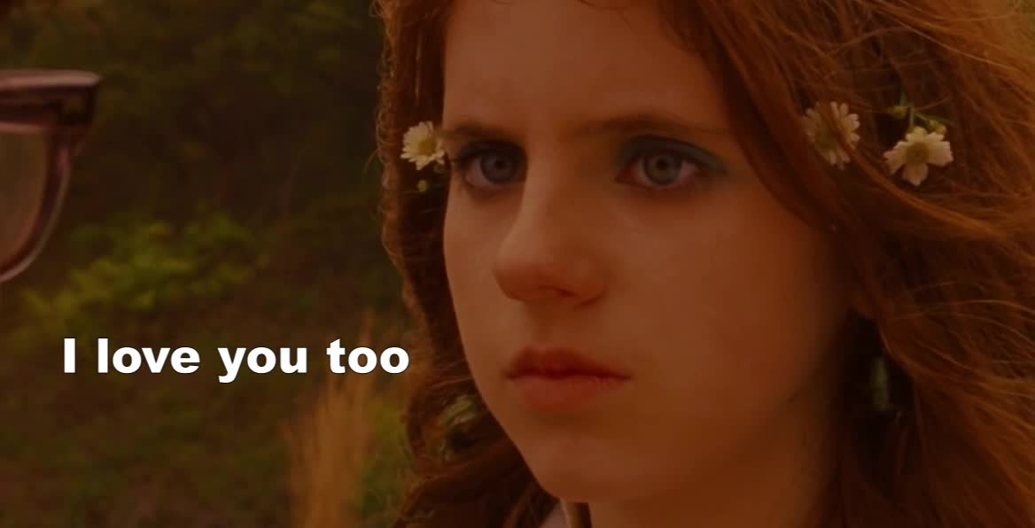 I love you, I love you too, Moonrise Kingdom, I love you too GIFs
