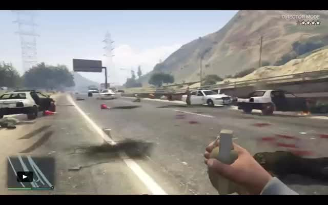 Watch Priorities - GTA V - PS4 GIF by Sharan Gala (@sharangala) on Gfycat. Discover more related GIFs on Gfycat